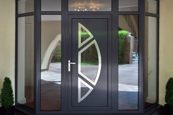 Produk Pintu Aluminium
